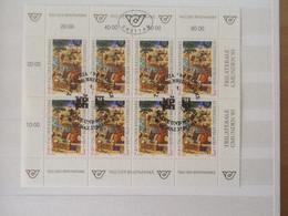 Mi.2127 ° Kb Tag Der Briefmarke 1994. - Blocks & Sheetlets & Panes