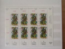 Mi.2060 ° Kb Tag Der Briefmarke 1998. - Blocks & Sheetlets & Panes
