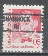 USA Precancel Vorausentwertung Preo, Locals Rhode Island, Shanock 841 - Prematasellado