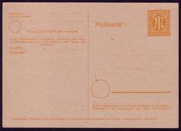 P 905 AM-Post 6 Pf. Gelb, Postfrisch - Bizone