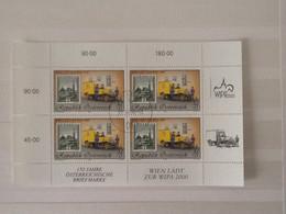 Mi.2270  I ° Kb. WIPA 2000 . - Blocks & Sheetlets & Panes