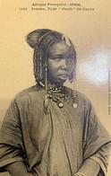 Sénégal - Dakar - Femme, Type «Peulh» Du Cayor (Collection Fortier) - Senegal