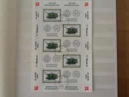 Mi.2345 ° Kb. Tag Der Briefmarke 2001 . - Blocks & Sheetlets & Panes