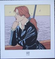 Juillard - Plume Aux Vents 4 - Ex Libris Super Heros - Illustratoren J - L