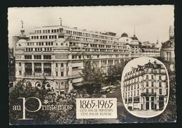 Paris - Les Grands Magasins - AU PRINTEMPS [Z33-3.713 - Sin Clasificación