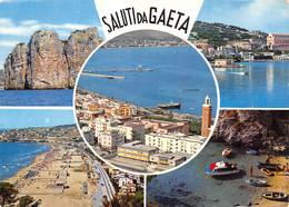 ET-Italie GAETA OBLITERATION-N°TB3538-D/0377 - Autres