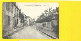 PARMAIN La Grande Rue (CPA) Val D'Oise (95) - Parmain