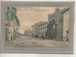 CPA - (81) GAILLAC - Aspect De La Maison Cantalauze De La Rue Joseph-Rigal Au Début Du Siècle - Gaillac