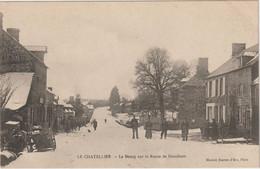 Le Chatellier  - Le Bourg Sur La Route De Domfront - Otros Municipios