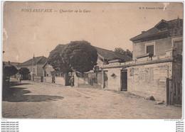 PONTANEVAUX QUARTIER DE LA GARE LAVOIR - Frankreich