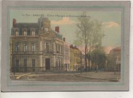 CPA - (81) GAILLAC - Aspect De La Caisse D'Epargne Et Du Boulevard Gambetta Dans Les Années 20 - Carte Colorisée - Gaillac