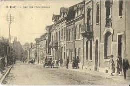 Ciney  Rue Des Pierres Vennes - Ciney