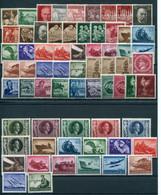 Deutsches Reich - Kl. Lot Pfr.**/MNH - Unused Stamps