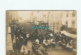 56 - VANNES - CARTE PHOTO Du Souvenir De Mission Le 24 Décembre 1911 - Vannes
