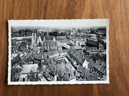 Kortrijk - Courtrai - Panorama Der Stad En Begijnhof - Ern Thill, Bruxelles, N° 10 - Kortrijk