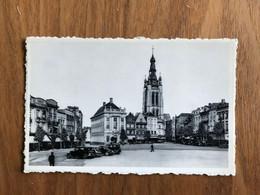 Kortrijk - Courtrai - Grote Markt En St-Maartenskerk - Grand'Place Et Eglise St-Martin - Ern Thill, Bruxelles, N° 30 - Kortrijk