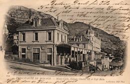 Monte Carlo, Galerie Charles III Et Cafe Riche, 1905 - Monte-Carlo