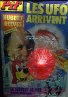 """Pif Gadget N°1218 Neuf Sous Blister Avec Son Gadget """"Les UFO Arrivent"""" - Pif Gadget"""