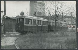 Format CPA - Photo P. Laurent - Paris - Tramway De La Ligne 88 Porte D'Antony - Décembre 1936 - See 2 Scans - Tram