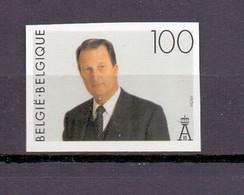2576 KONING ALBERT II  ONGETAND  POSTFRIS** 1994 - Imperforates