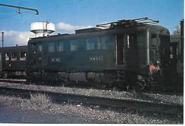 MONTROUGE  - BB 831 Locomotive Electrique - Carte Non Postée état Irréprochable - Trains