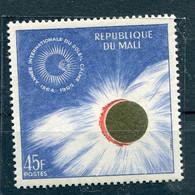 Mali (1964) - Anno Internazionale Del Sole Calmo ** - Mali (1959-...)