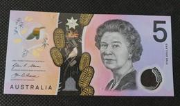 5 Dollars Autralia Polymère  UNC/neuf - Australia