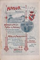 Namur, Guide De 86 Pages. - Geografía