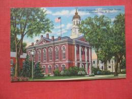 County Court House Elizabeth City  North Carolina      Ref 4410 - United States