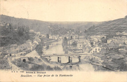 Bouillon - Vue Prise De La Ramonette - DVD 12389 - Bouillon