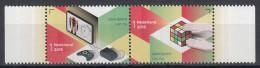 Nederland - Speelgoed Van Nu - Spelcomputer - Rubik's Cube - MNH - NVPH 3287-3288 - Ungebraucht