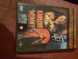 Dvd  Boris Karlof La Momie Vostf Pas De Vf Bonus Version Remasterisee - Horror