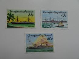 Sevios / Cocos Islands / **, *, (*) Or Used - Kokosinseln (Keeling Islands)