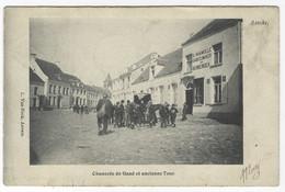 Z02 - Assche - Chaussée De Gand Et Ancienne Tour - Asse