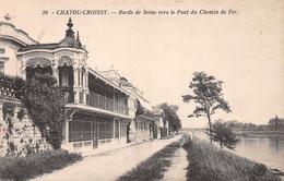 78-CHATOU CROISSY-N°TB3556-E/0321 - Chatou