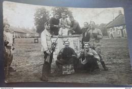 Beverloo - Photo Carte - 1920 - Etat: Voir 2 Scans. - Kasernen