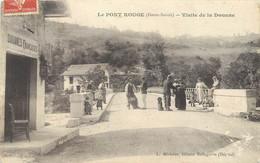 LE PONT ROUGE - Visite De La Douane. - Zoll