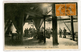 45 - PITHIVIERS - Sucrerie, Pesage Du Sucre - N° 507 - Pithiviers