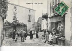 ROMAGNAT - Rue Centrale - Frankreich