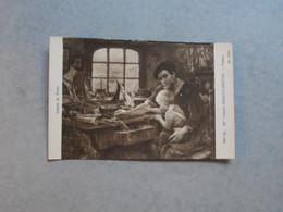 """PARIS  -  Salon   -  """"  France  """"  Par  DEMONT-BRETON   -  Peintures Et Tableaux - Exhibitions"""