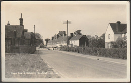 Cage Row & School, Bradwell-on-Sea, Essex, C.1950s - GM Turner RP Postcard - Andere