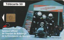 PHONE CARD MONACO (E65.10.5 - Mónaco