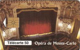 PHONE CARD MONACO (E65.2.5 - Mónaco