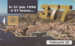 PHONE CARD MONACO  (E65.9.8 - Mónaco
