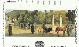 PHONE CARD COLOMBIA (E65.24.4 - Kolumbien