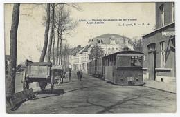 Z02 - Alost - Station Du Chemin De Fer Vicinal Alost - Assche - Tram - Aalst