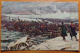 Ancienne Traversée De Napoléon Par La Bérézina 1812 - Otras Guerras