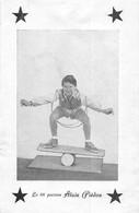 Thème: LE CIRQUE Alain PIEDON 2 Photos Sur Affichettes Publicitaires Et Un Billet D'entrée à PARTHENAY - Verzamelingen