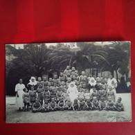 CARTE PHOTO GIENS HOPITAL 1932 - Sonstige Gemeinden