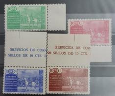 Marruecos Beneficencia  N 13/16. Sin Charnela. - Marruecos Español